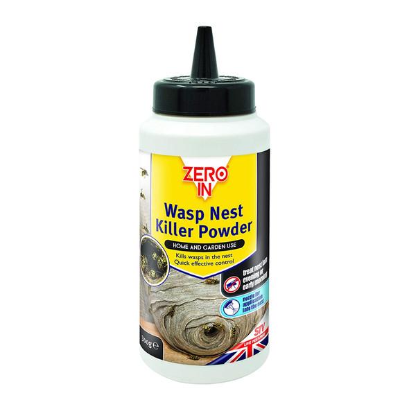 Zero In Wasp Nest Killer Powder Puffer Nozzle 300g