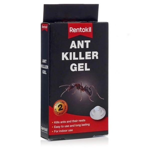 Rentokil Ant Killer Gel Bait Stations 2 Pack