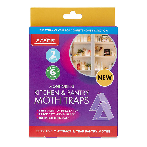 Acana Kitchen and Pantry Moth Trap 2 Pack