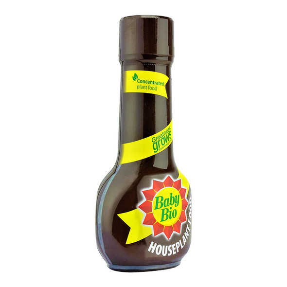 Baby Bio Original Concentrated House Plant Food 175ml