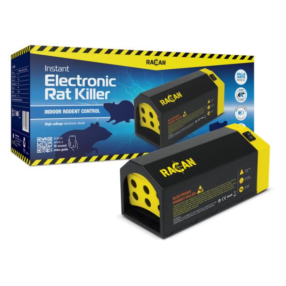 Racan Instant Electronic Rat Killer