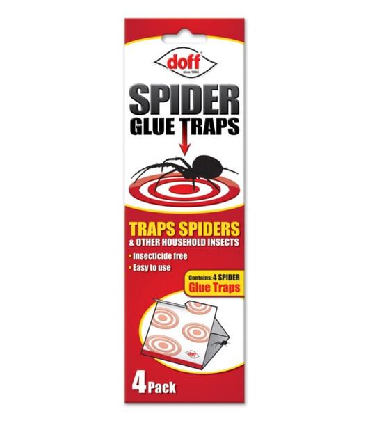 Doff Spider Glue Traps
