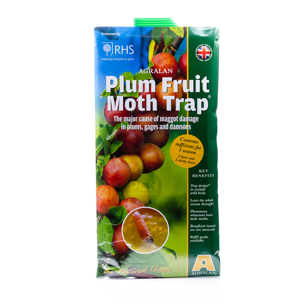 Agralan Plum Fruit Moth Trap for Plums, Gages and Damsons (HA651)