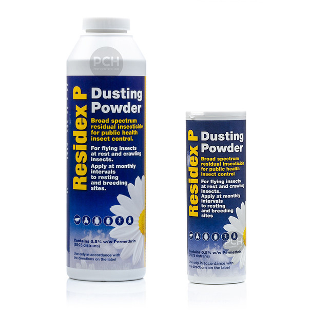 Residex P Crawling Insect Killer Powder for Bed Bugs Fleas and Ants