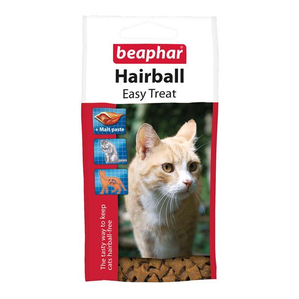 Beaphar Hairball Easy Treat for Cats and Kittens 35g