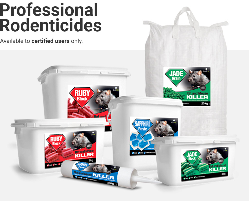 Lodi Professional Rodent Products