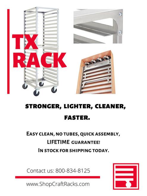 TX-203 Pan Rack