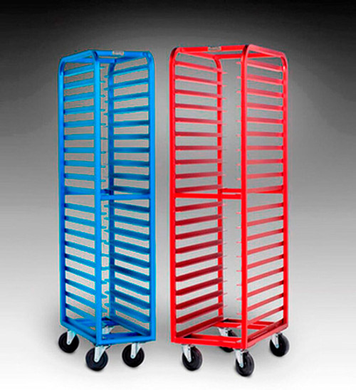 SHOPCraft Color Anodized Pan Racks