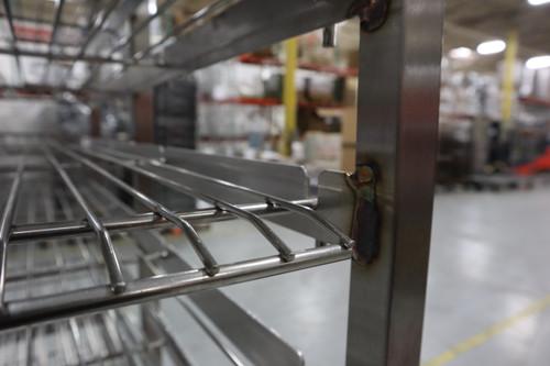 Custom Wire Shelf Racks