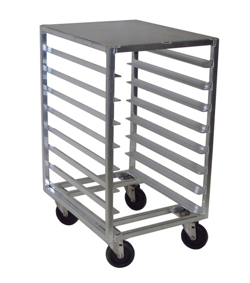 Worktop Pan Rack