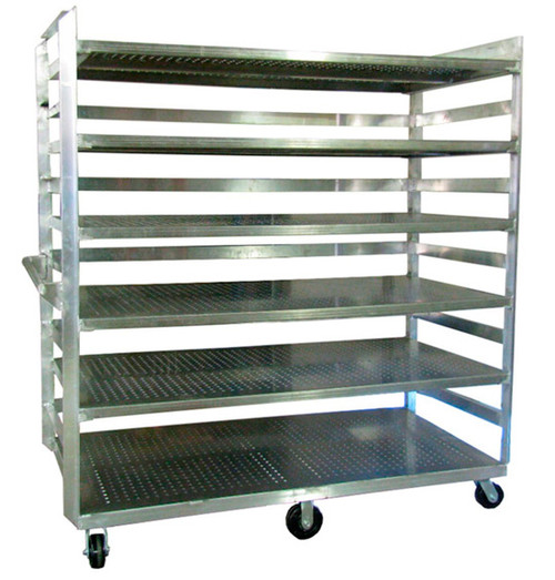 Perforated Aluminum Rack
