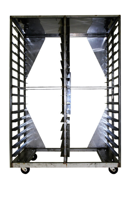 Standard & Custom Sized Automation Racks | All Welded for Sanitation and Durability | Designed for Automation | SDB-323.75 | Schaumburg Specialties