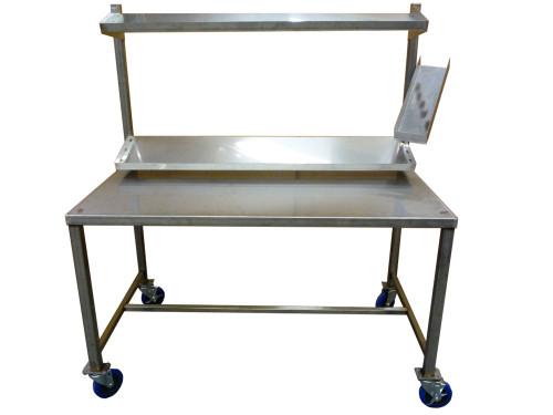 Customizable Shelf Tables