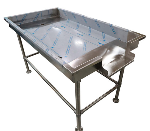 Frozen Produce Processing Table