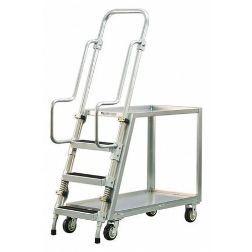 Ladder Picking Carts