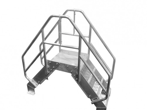 Conveyor Crossover Platforms