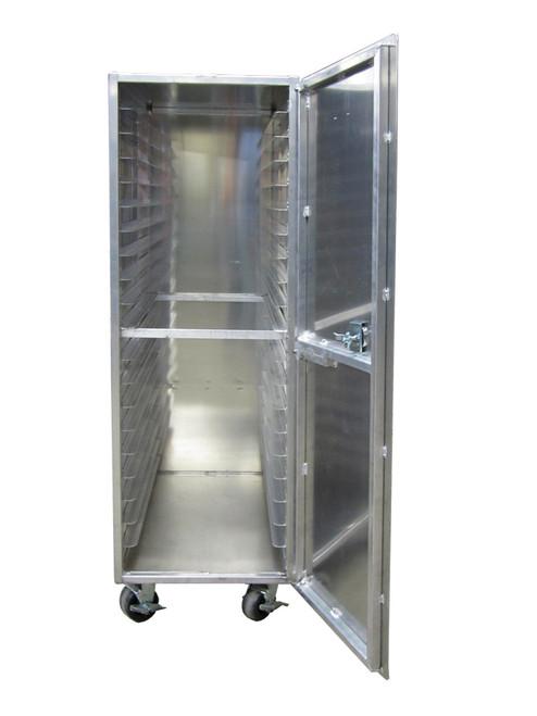 Heavy-Duty Enclosed Cabinet Rack