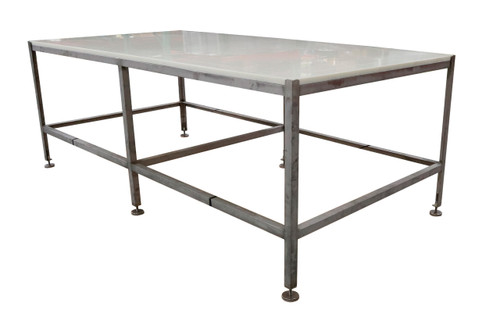 HDPE Top Commercial Work Table