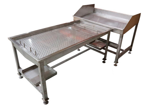 Custom Food Processing Tables