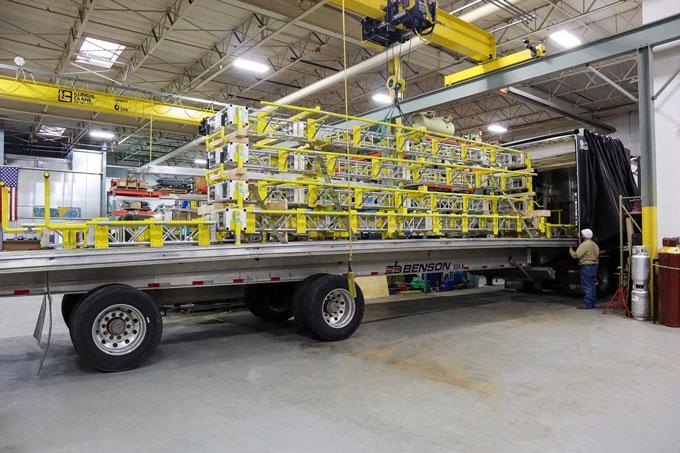 Custom-carts-for-the-aerospace-company