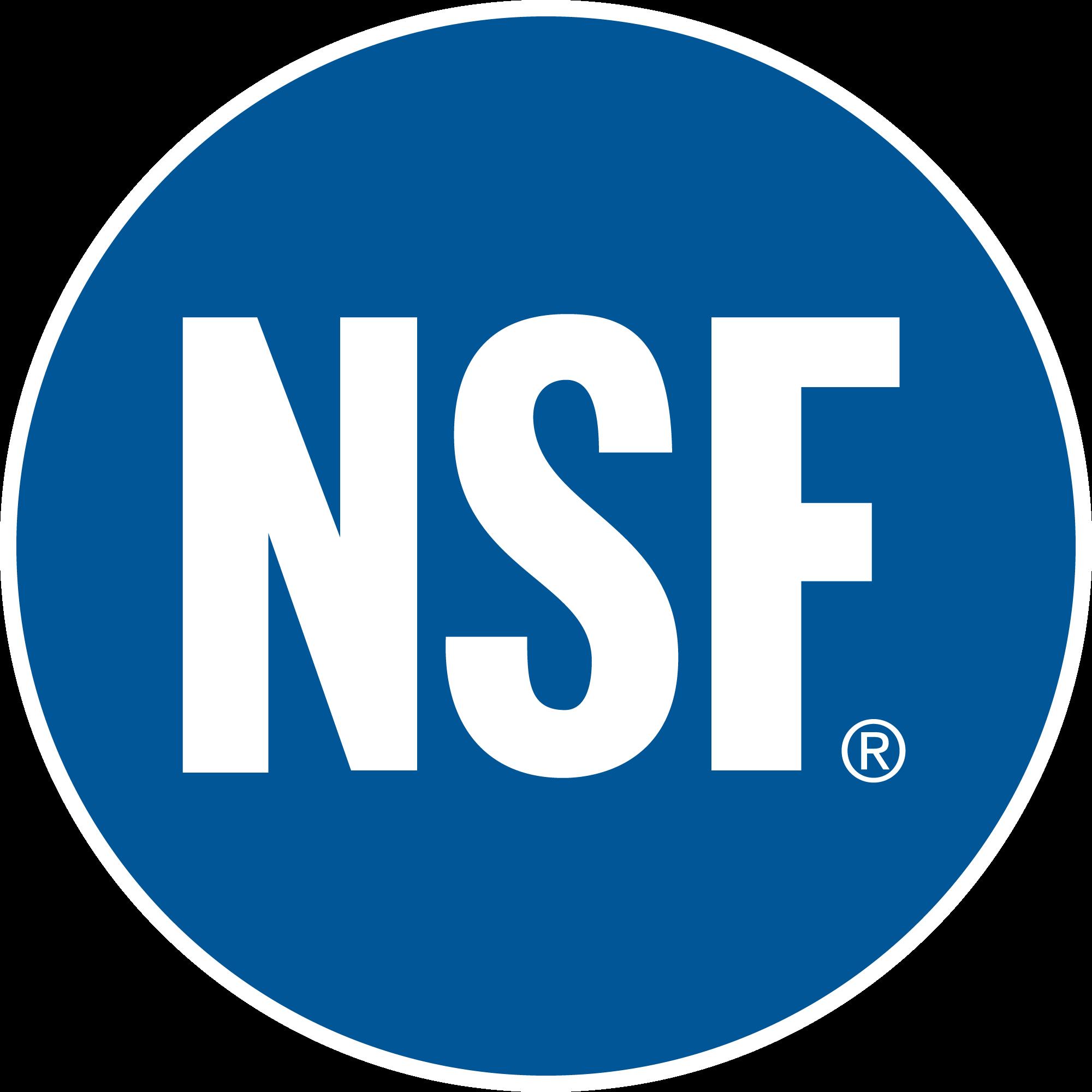 NSF certified racks