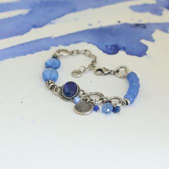 Sapphire Dreams Bracelet