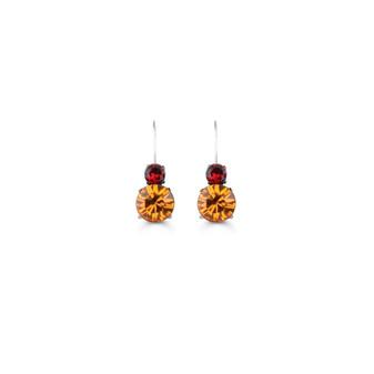 Marigold Drop Earrings