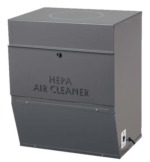 320 CFM Whole House Duct/Wall Mount HEPA Air Cleaner