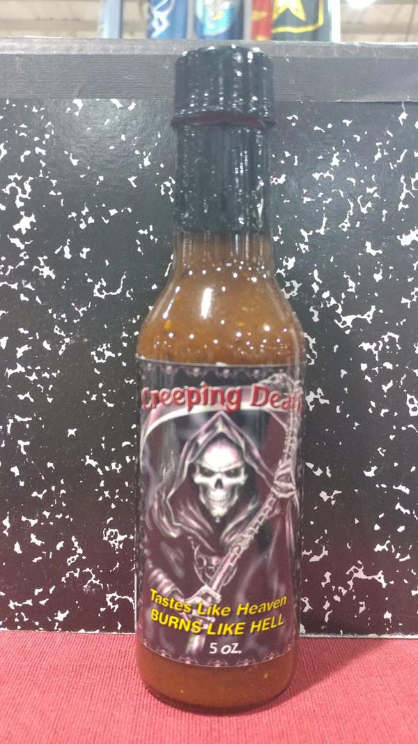 Insain Creeping Death Sauce