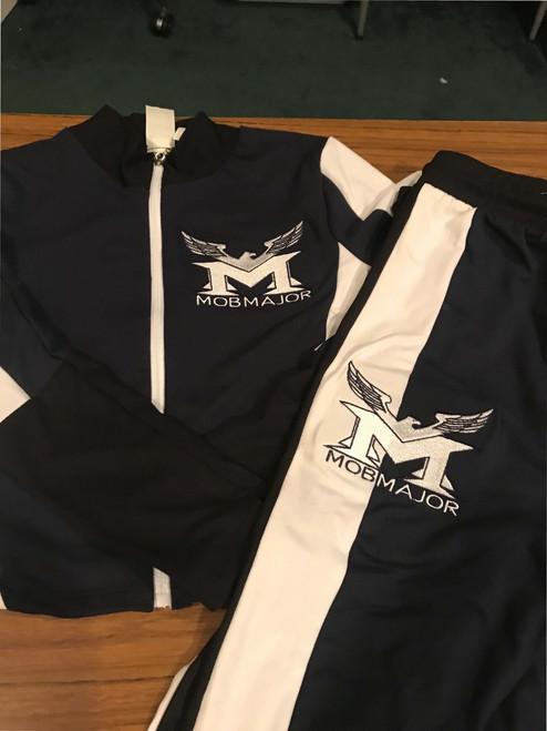 MMA Ladies 2 piece set Blend suit 95% Polyester 5%Spandex