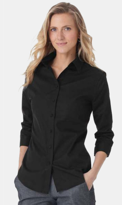 PORT AUTHORITY® EASY CARE SHIRTS LADIES 3/4-SLEEVE