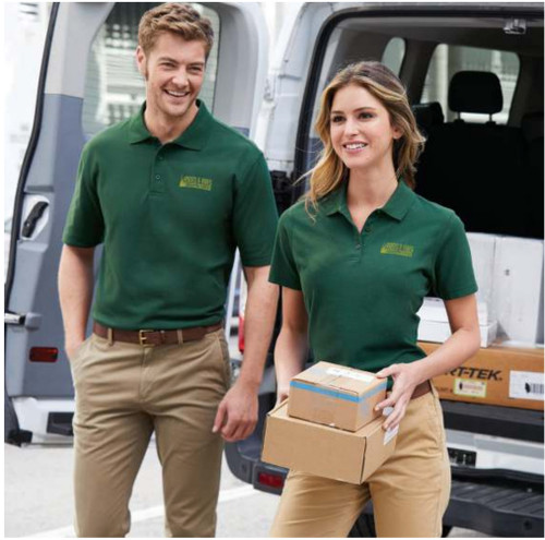 PORT AUTHORITY® STAIN-RELEASE POLOS & STAIN-RELEASE POLOS