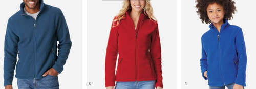 PORT AUTHORITY® VALUE FLEECE JACKETS & VESTS