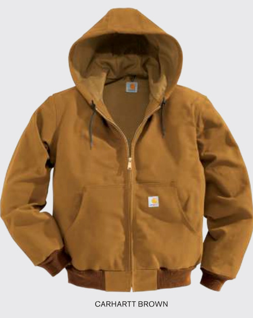 CARHARDT® THERMAL-LINED DUCK ACTIVE JACKETS
