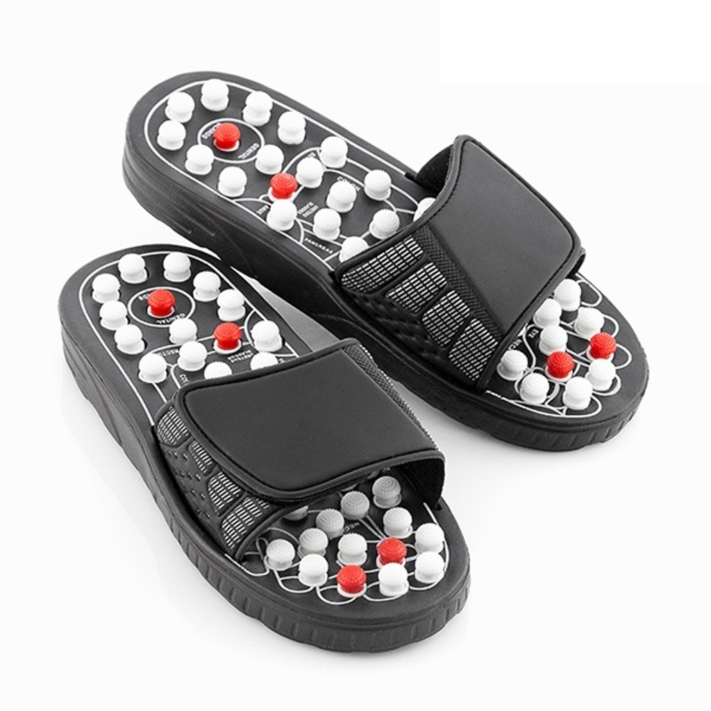 Accupressure Reflexology Massage Slippers