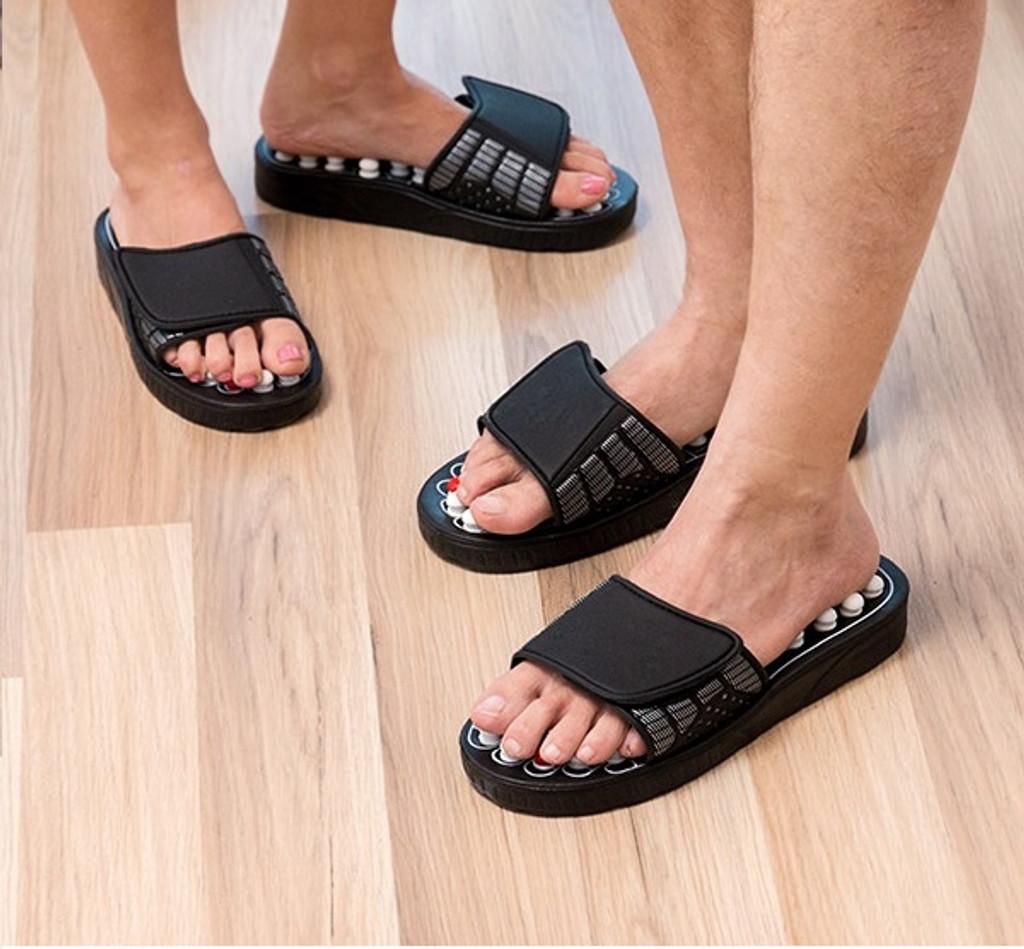 Reflexology Massage Slippers