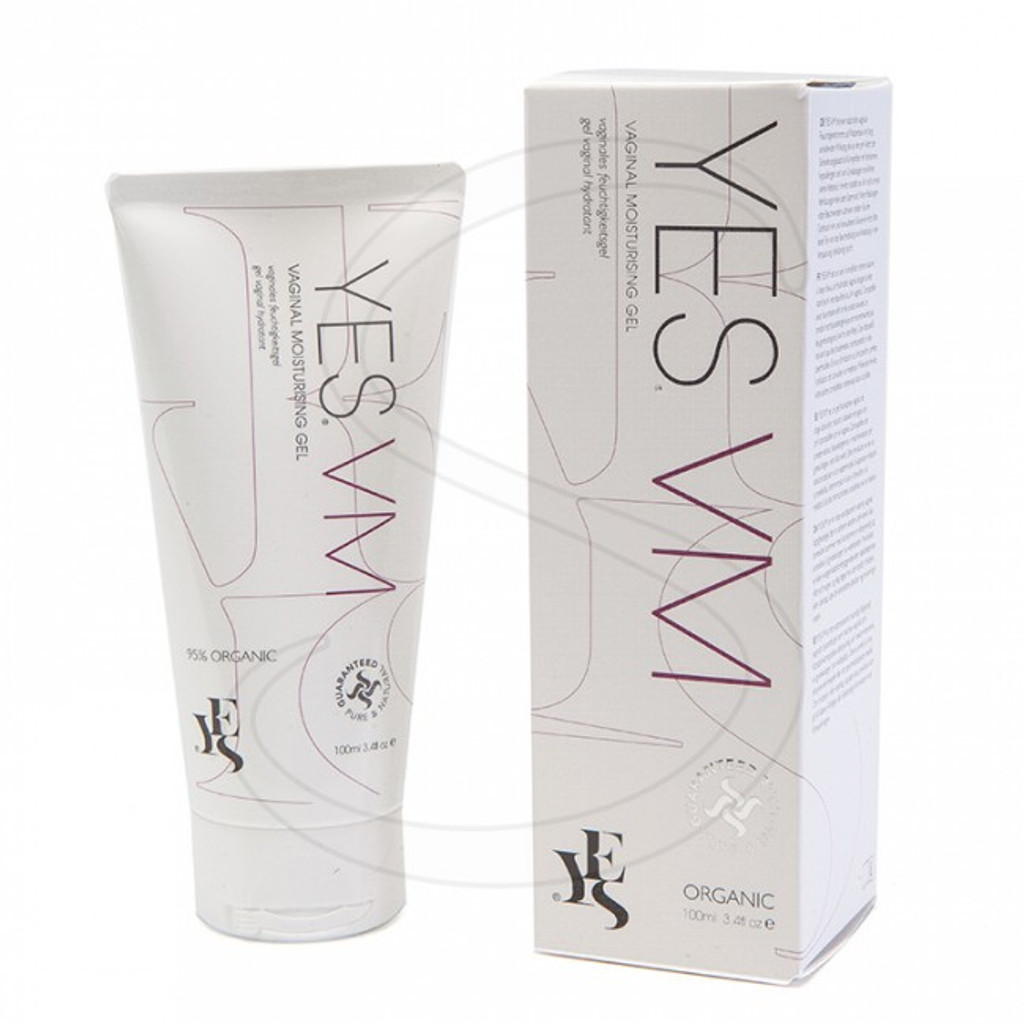 YES Vaginal Organic Moisturising Gel-100ml