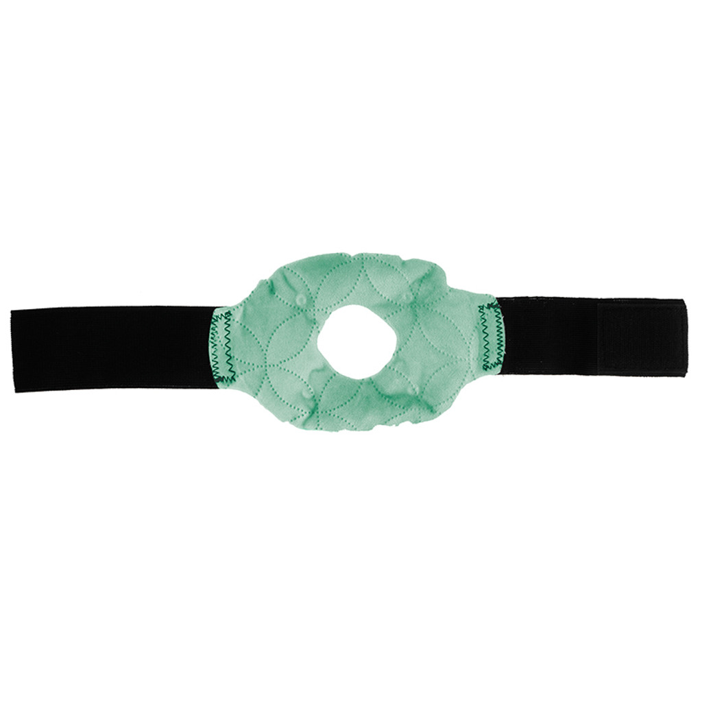 Aroma Home Therapeutic Gel Beads Knee Wrap Sea Foam Back