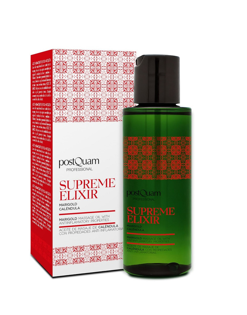 PostQuam Supreme Elixir Calendula Massage Oil 100ml