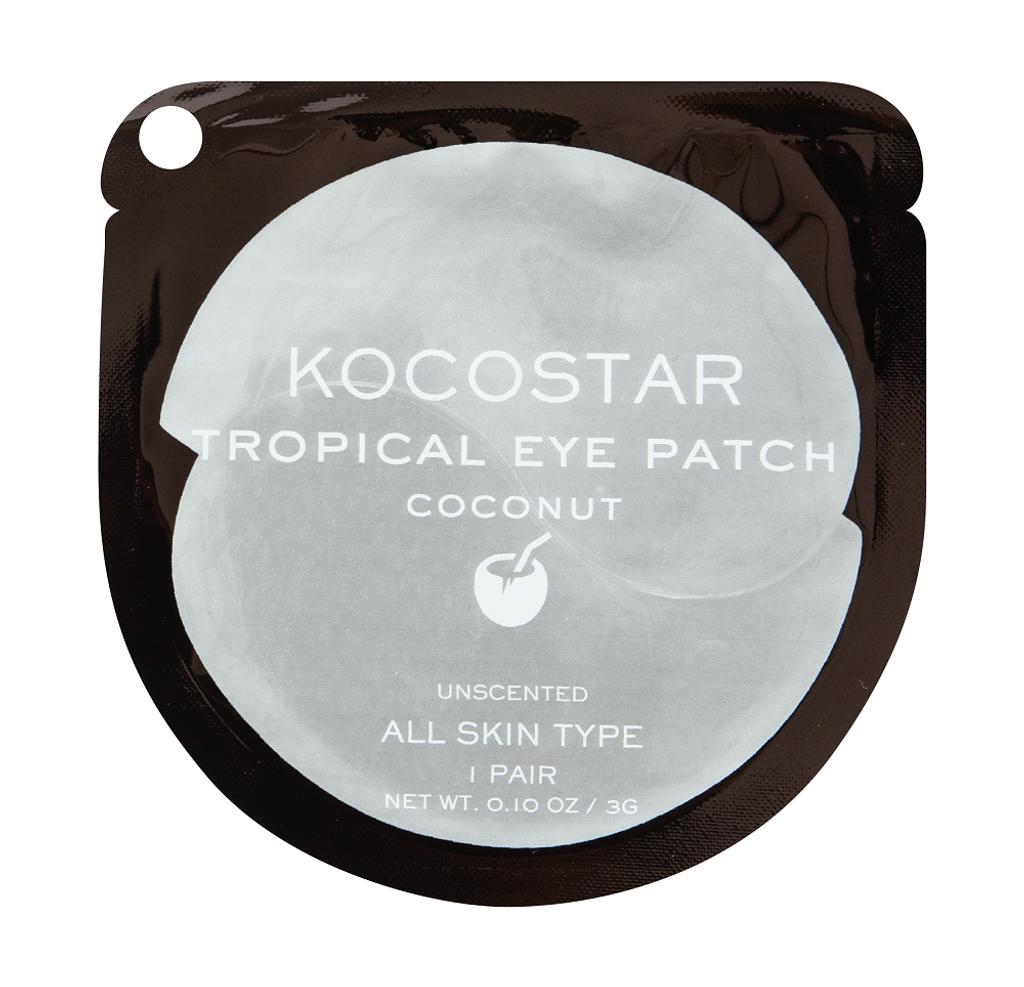 Kocostar Coconut Nourishing Under Eye Patch - 1 Pair