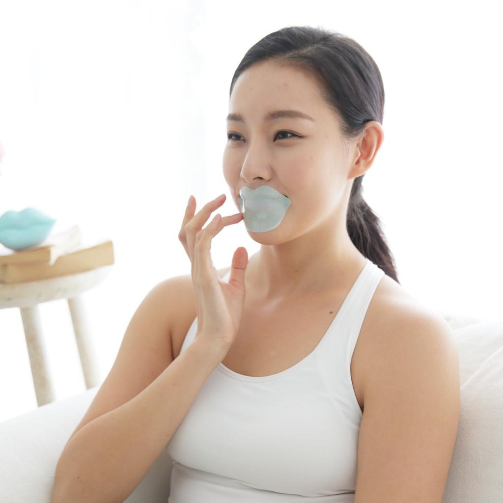 Kocostar Refreshing & Clean Mint Grape Lip Mask