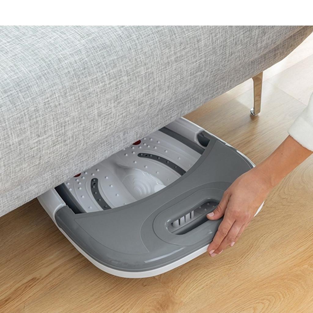 Innova Aqua-Relax Foldable Heat & Vibration Foot Spa
