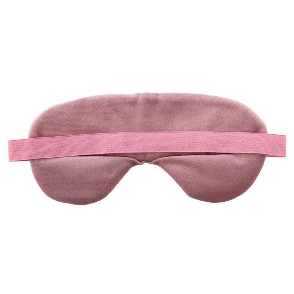 Time Out & Drift Away Pink Marble Rose Infused Eye Mask