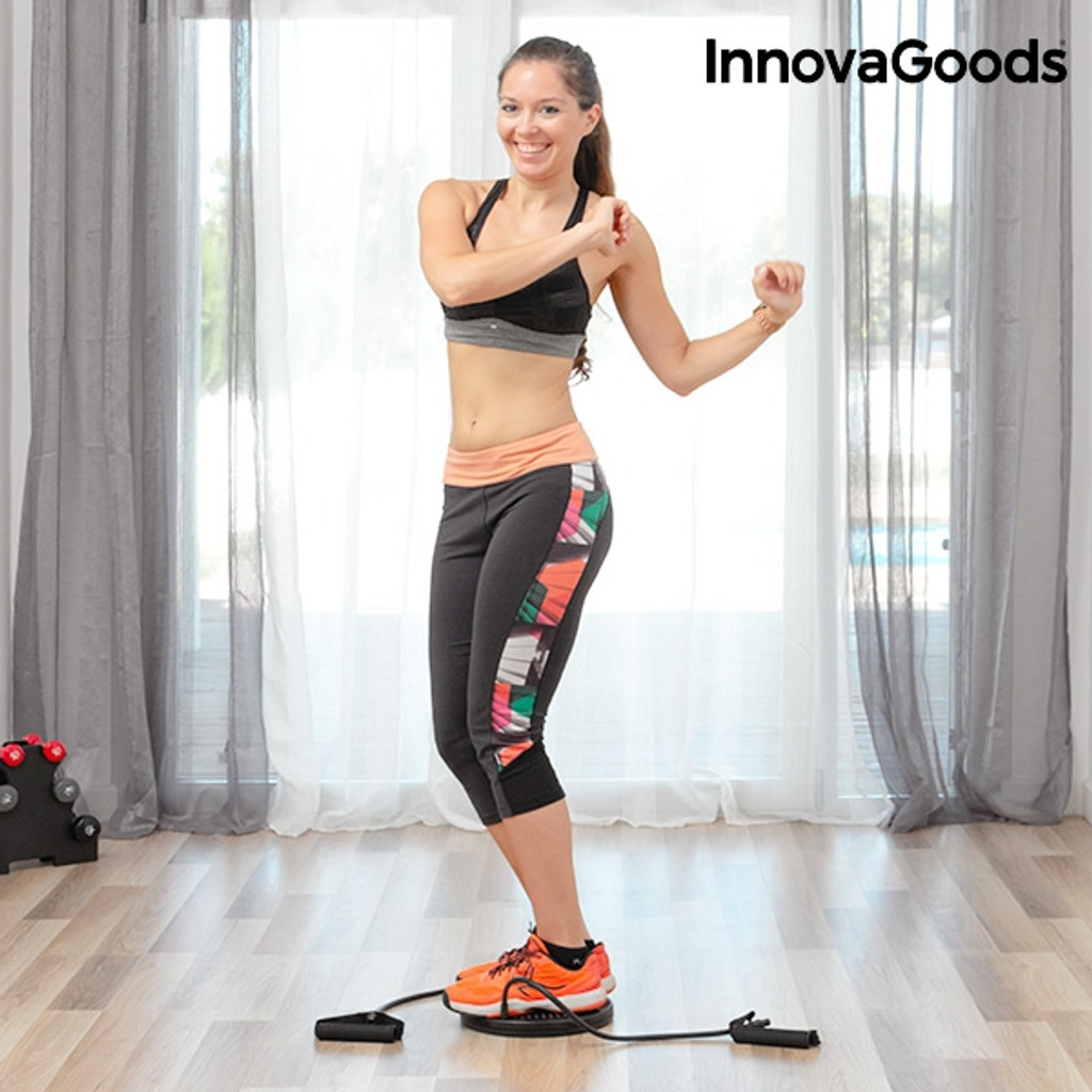 Innova Cardio Twister Disc Exerciser With Exercise Guide