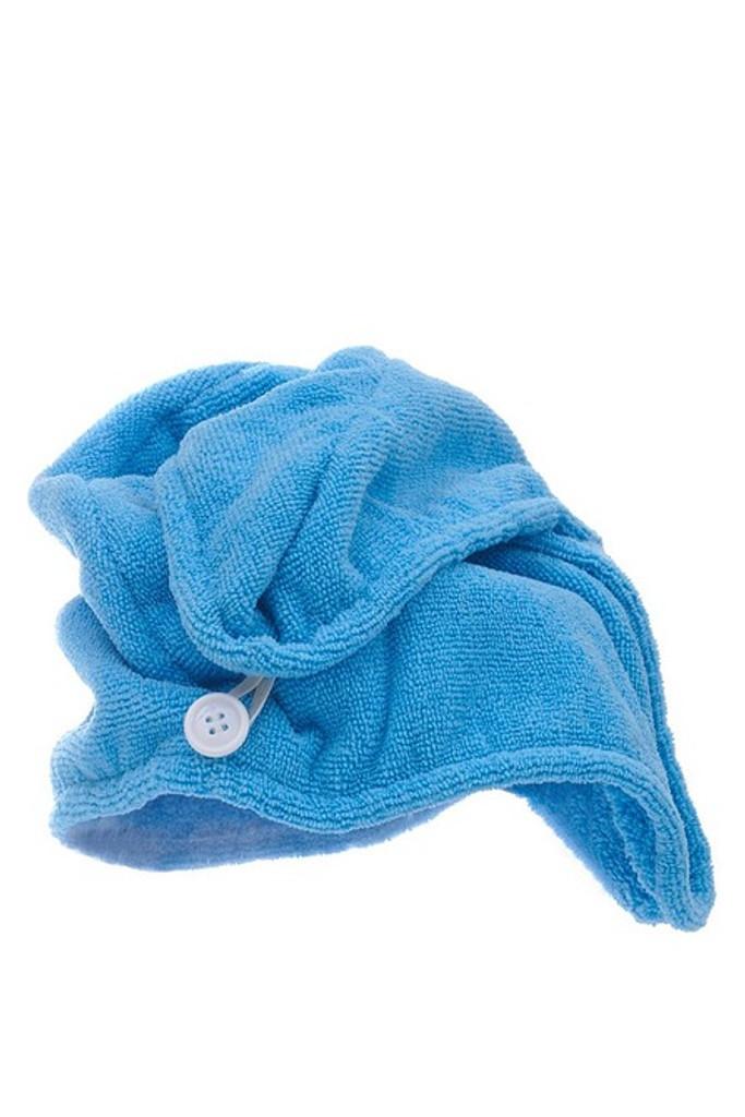 Danielle Biotin Oil Infused Turban Hair Towel