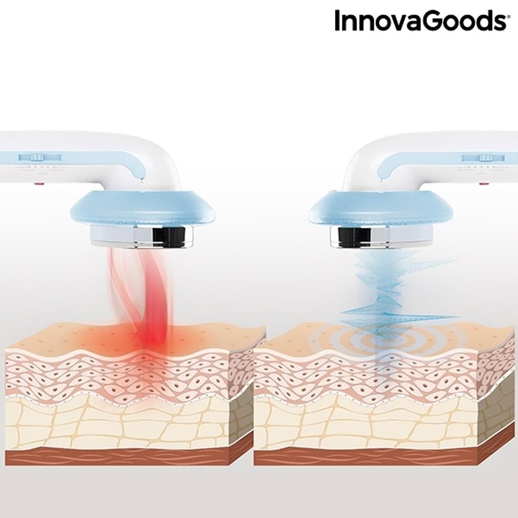Innova 3 In 1 Ultrasonic Infrared EMS Cavitation Cellulite Massager