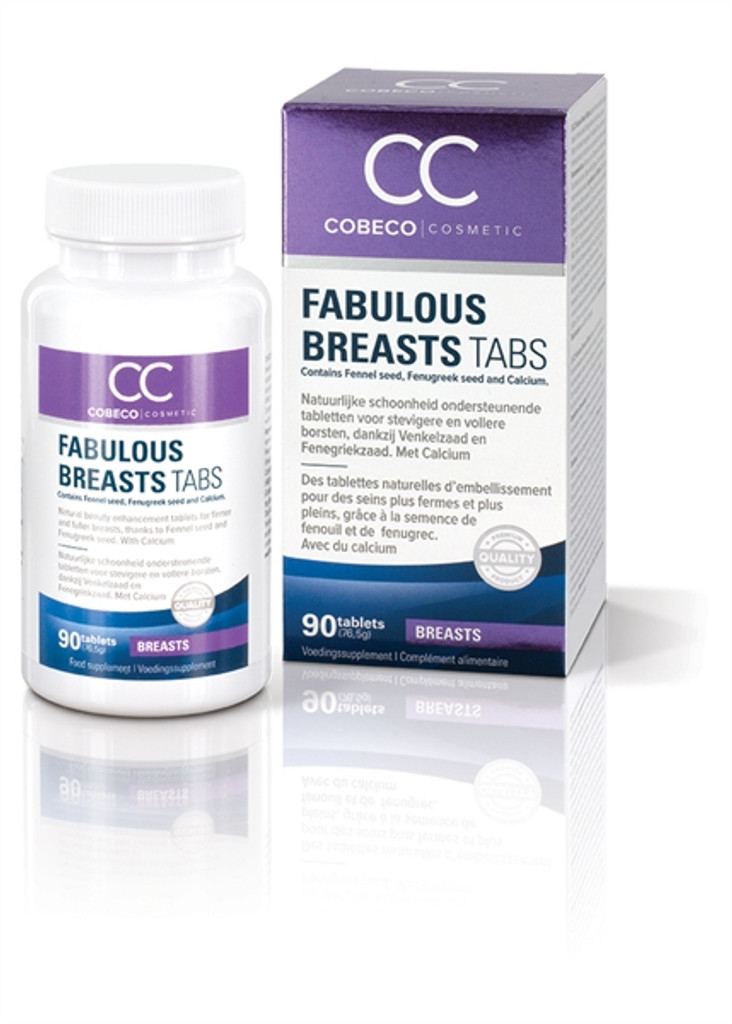 Fabulous Breasts Bust Enhancement Supplement
