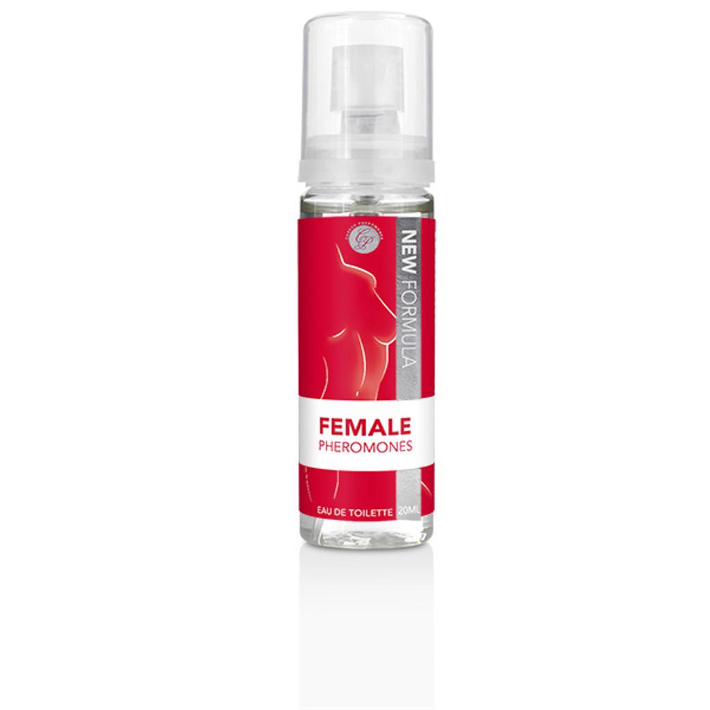 Female Pheromone Eau De Toilette Spray 20ml