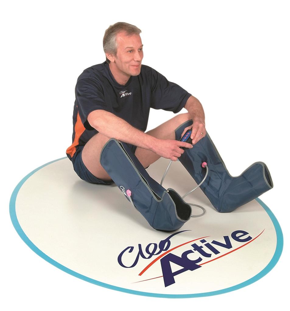 Cleo Active Massage Boots - Medium - Large