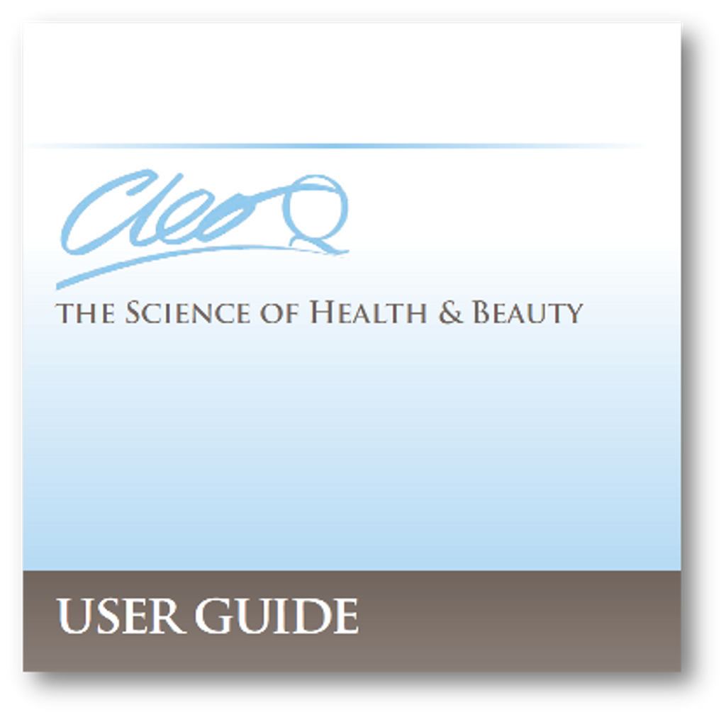 Cleo Q User Guide Cover Issue 3